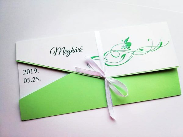 Üde, zöld, tavaszi meghívó